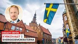 Sverigedemokraterna: Svenska kyrkan ska vara en klassisk konservativ kristen kyrka