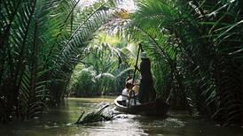 Färgstark resa till tidlösa Mekongdeltat