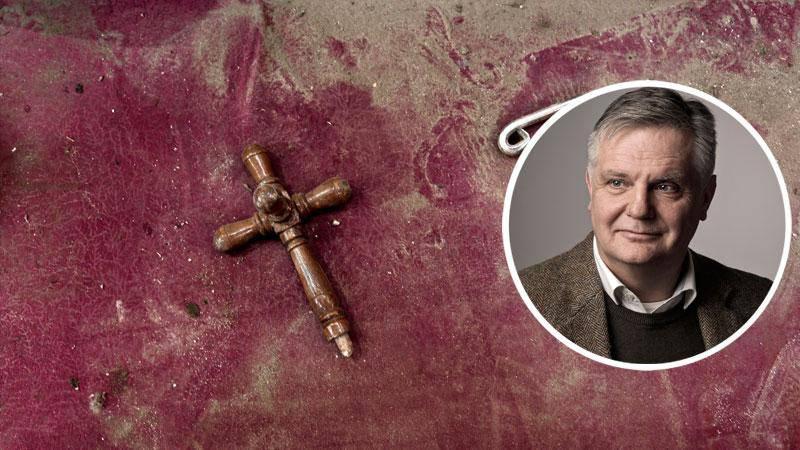 En kritisk granskning av ideologin islamism är nödvändig, skriver Johan Westerholm. Bilden: Golvet i en egyptisk kyrka färgades blodrött efter ett islamistiskt bombdåd.