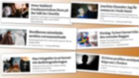 Här är årets mest lästa artiklar på Dagen.se