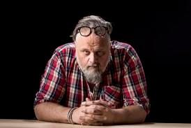 Artisten Peter Hallström om sitt nya jobb