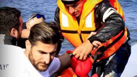 Charbel vill inspirera andra att hjälpa flyktingar