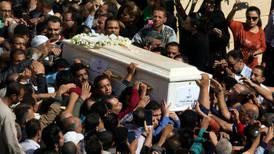 Egypten slår tillbaka mot attack på kopter