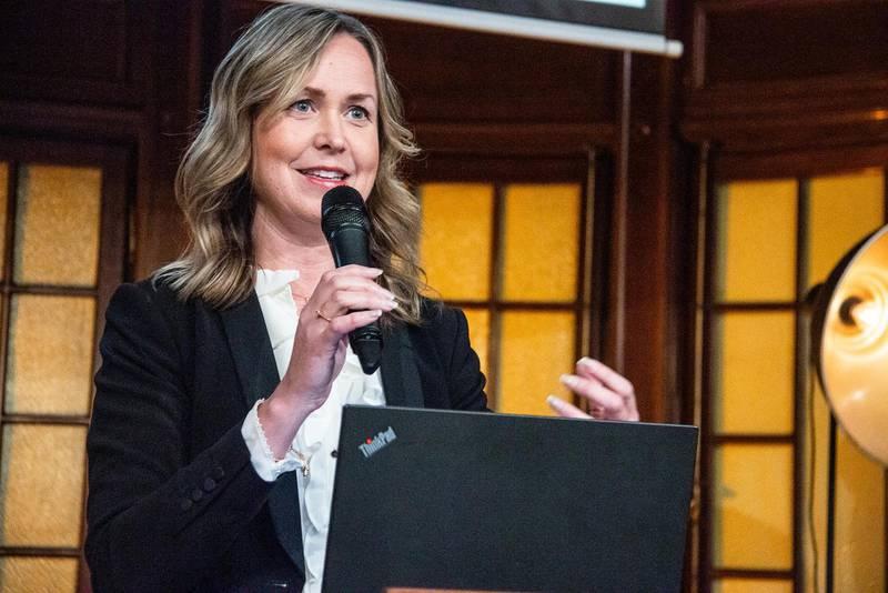 Ruth Nordström, jurist på Skandinaviska människorättsjuristerna
