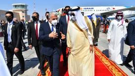 Irakiskt utspel om fredsavtal med Israel