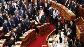 Bråk om religionsundervisningen i grekiska skolor