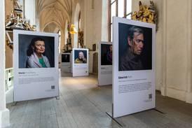 Utställning med Förintelsens sista överlevande