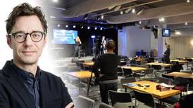 Joakim Hagerius: Andakter på nätet ersätter inte personlig kontakt
