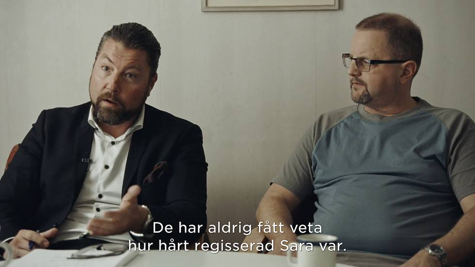 Helge Fossmos advokat jobbar på resningsärende