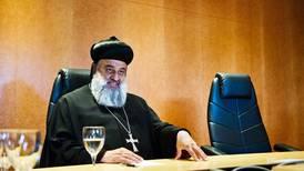Biskopar kräver syrisk-ortodoxa patriarkens avgång