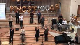 Pingstförsamlingen i Östersund firade 100-årsdagen