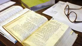 Stort behov av biblar under pandemin