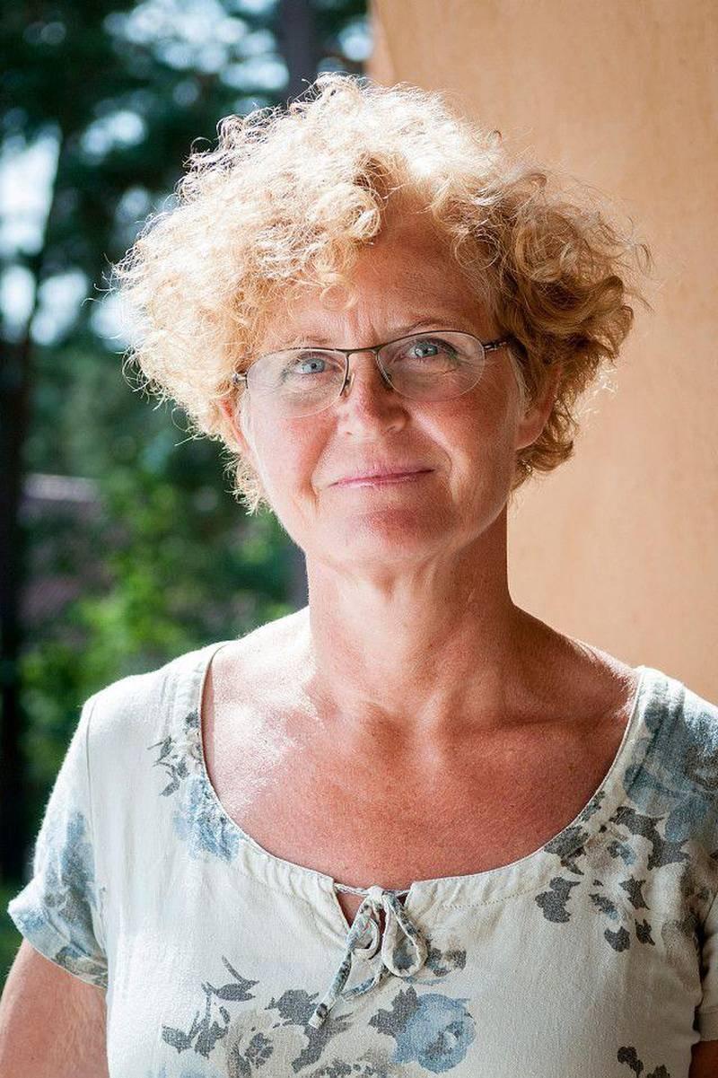 Else Berglund, chef för Svenska kyrkans humanitära arbete.