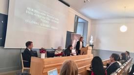 Heldag om trafficking på Uppsala universitet