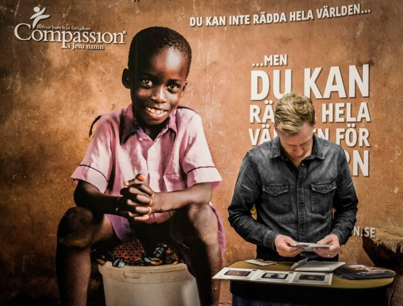 Clas Vårdstedt, Compassion.