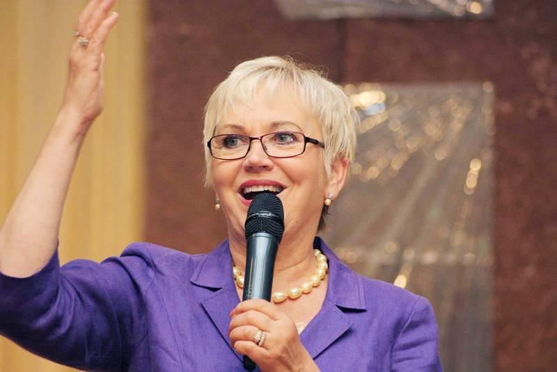 Linda Bergling.