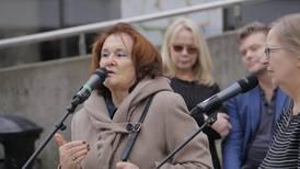 """Alexandra om terrordådet: """"Utan änglarna hade jag inte klarat mig"""""""