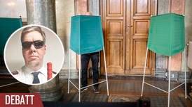 Rätten att rösta finns, men inte alltid möjligheten