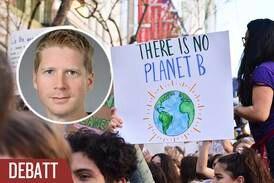 Klimatkrisen behöver komma ner på jorden