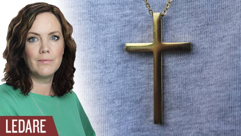 """Vad skulle hända om fler svenskar skulle bottna i sitt kristna kulturarv och säga """"vi kristna""""?"""