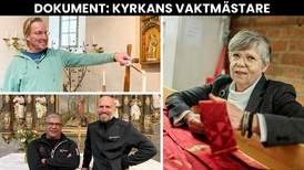 Kyrkans dolda nyckelpersoner