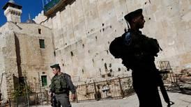 Kyrkans följeslagare kommer lämna Hebron