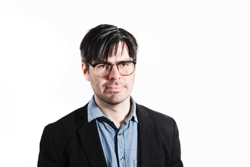 Joel Halldorf, ledarskribent och krönikör på Dagen.