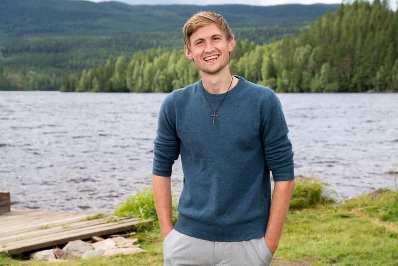 Thor Haavik deltagare i norska Farmen på TV2.