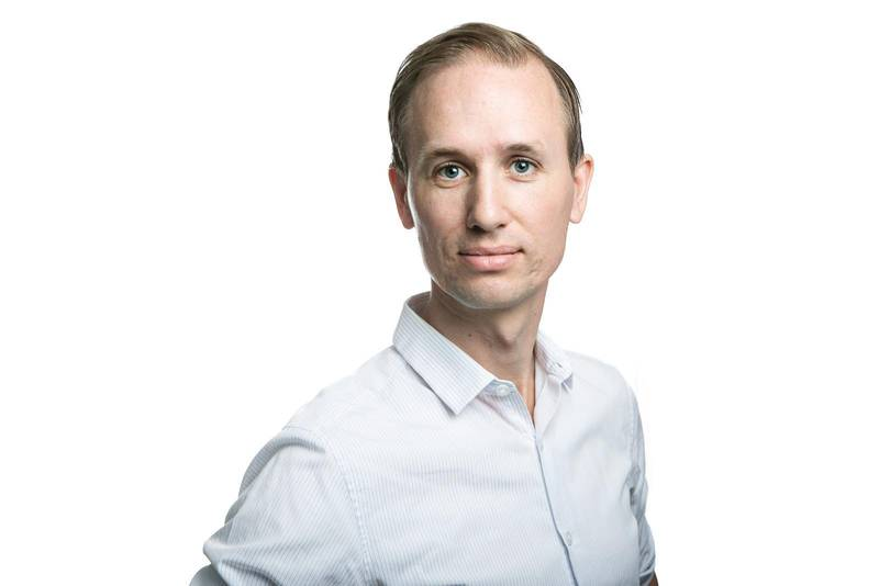 Jacob Rudenstrand, biträdande generalsekreterare för Svenska evangeliska alliansen (SEA).