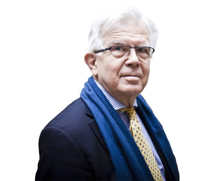 Porträttbild på Alf Svensson.