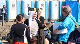 Svenskar mötte nöden i grekiskt flyktingläger