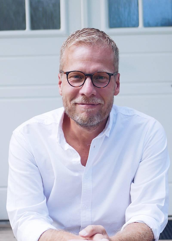 Porträttbild: Richard Svensson, pastor och verksamhetsledare för Pingst Församling.