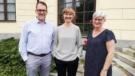 Eleonore Gustafsson tillsätts som ny pastor på Bjärka-Säby