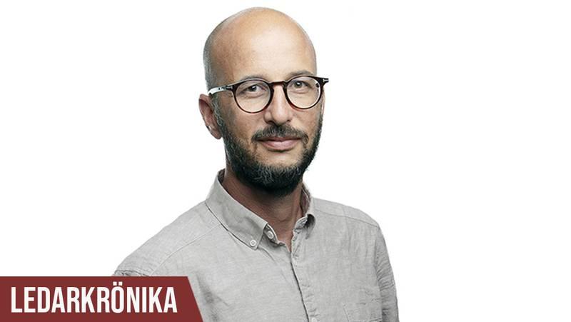 Fredrik Wenell, ledarkrönika
