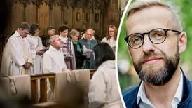 Daniel Alm: Många har behov av samtal om pastorer som blir präster