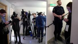 Rättegången mot Rakhmat Akilov inledd