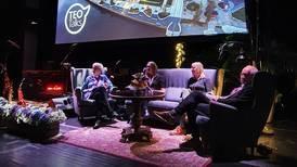 Teologi på 18 minuter lockade till helgens festival i Umeå