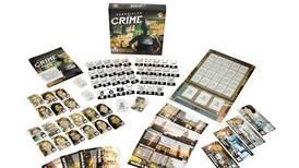 Bli en detektiv för en dag med Chronicles of Crime