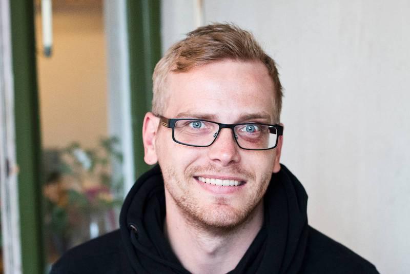 Christoffer Kullenberg.